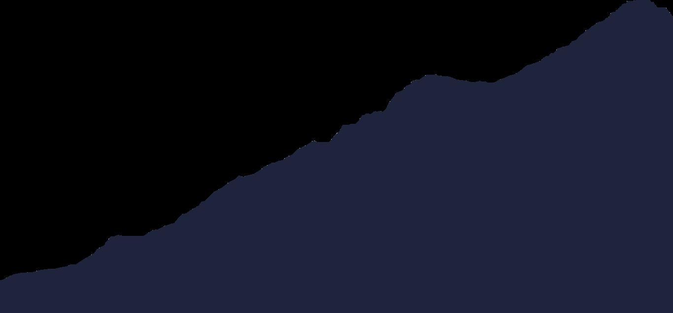 Imagen de forma de montañas